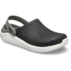 Crocs LiteRide Clogs, negro/gris